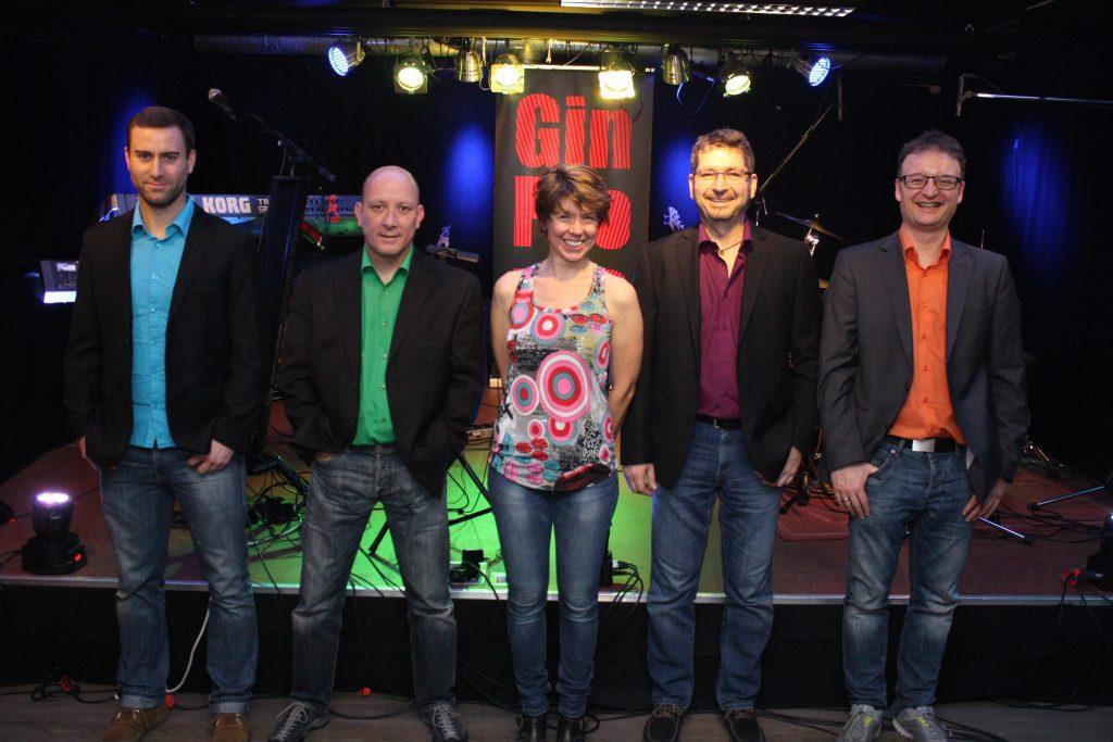 GinPhonic: Das Wir-Spielen-Alles Wunschkonzert @ intakt Musikbühne | Pfaffenhofen an der Ilm | Bayern | Deutschland