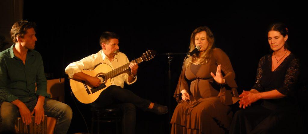 Flamenco Abend mit Brisa Caliente del Sur @ intakt Musikbühne | Pfaffenhofen an der Ilm | Bayern | Deutschland
