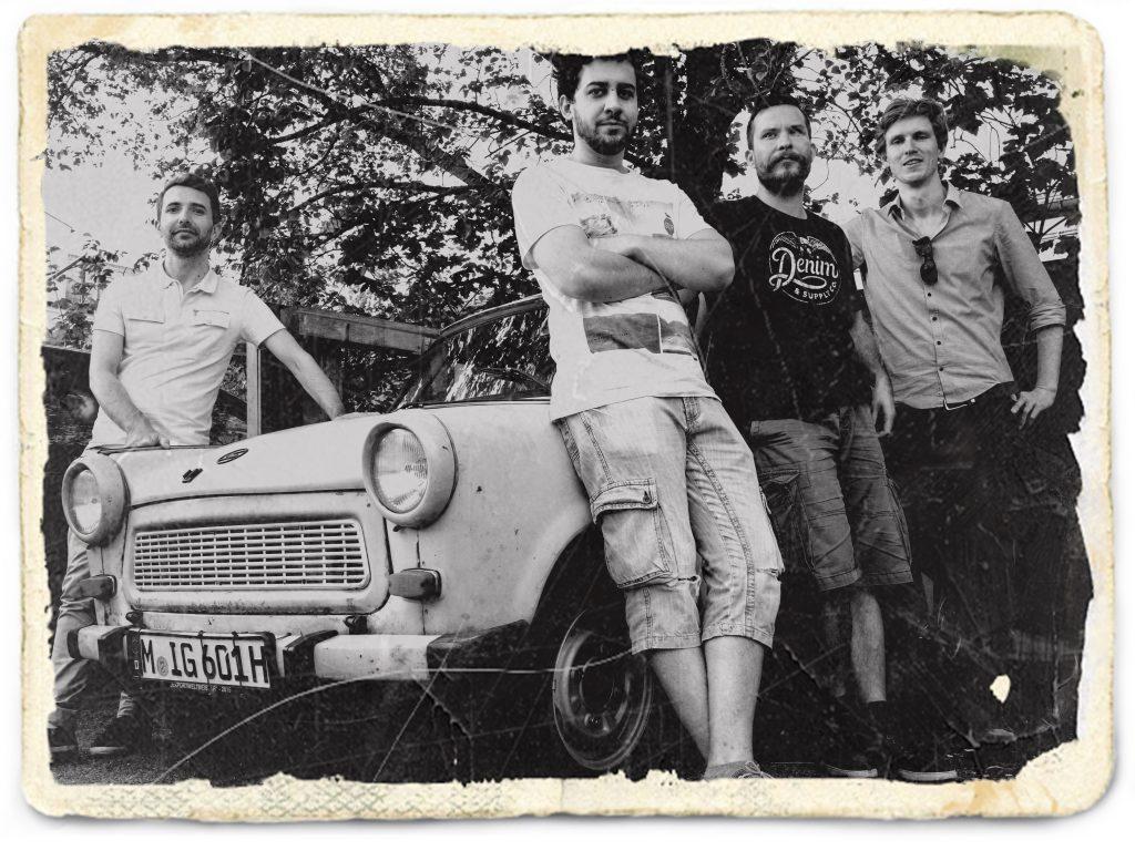Moy Avaz: grooviger Balkan-Pop-Funk @ intakt Musikbühne | Pfaffenhofen an der Ilm | Bayern | Deutschland