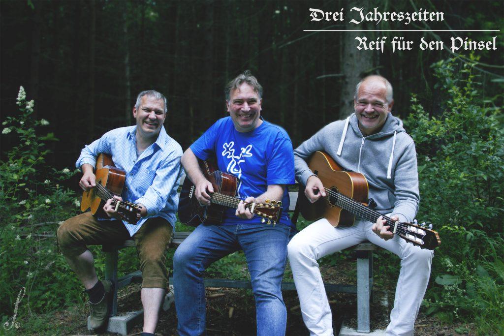 Die Drei Jahreszeiten: Reif für den Pinsel @ intakt Musikbühne | Pfaffenhofen an der Ilm | Bayern | Deutschland