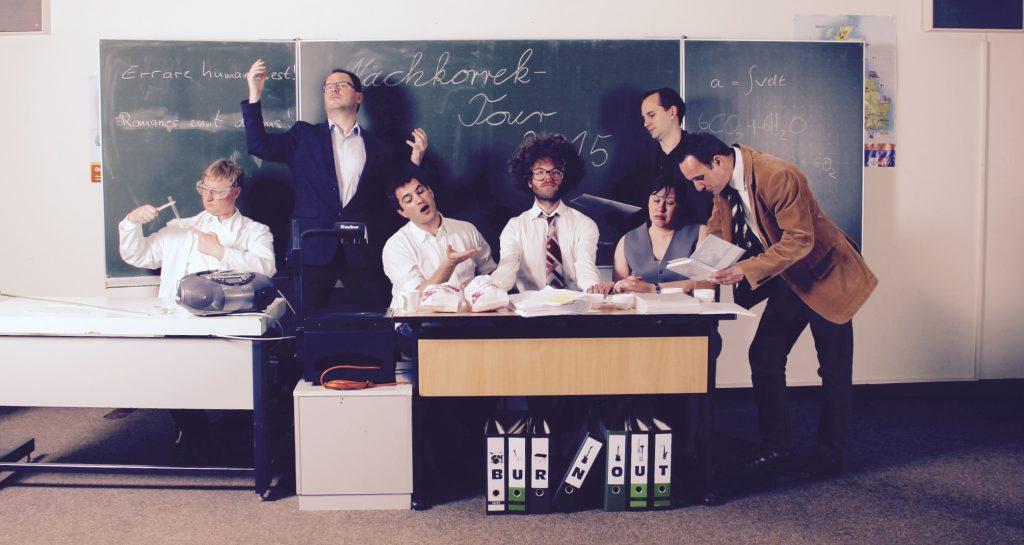 BurnOut: Die Lehrerband des Schyren-Gymnasiums @ intakt Musikbühne | Pfaffenhofen an der Ilm | Bayern | Deutschland