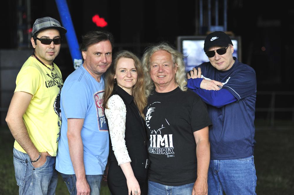 Hörbie Schmidt Blues Band