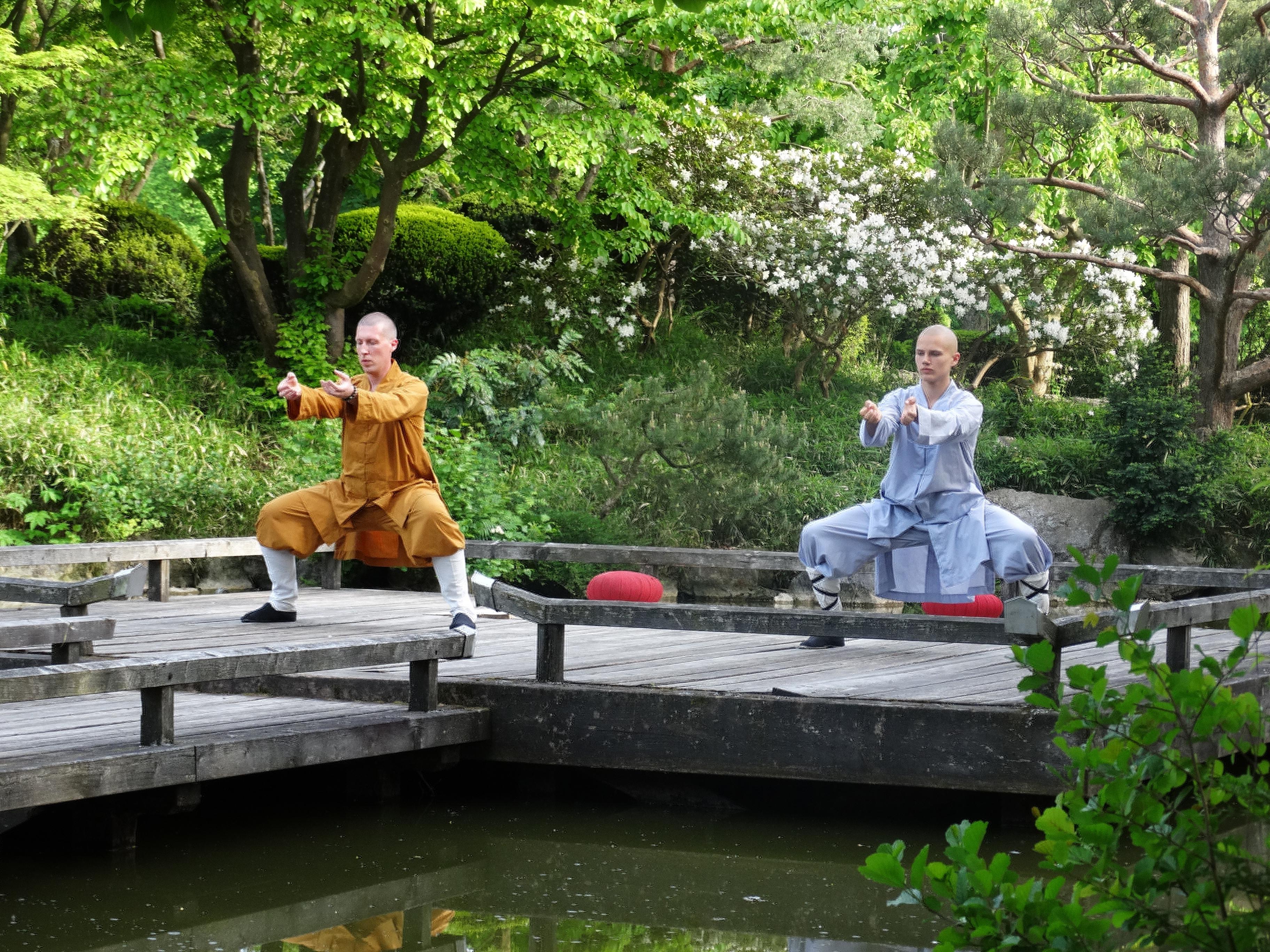 Jetzt neu: QiGong und ZEN-Meditation