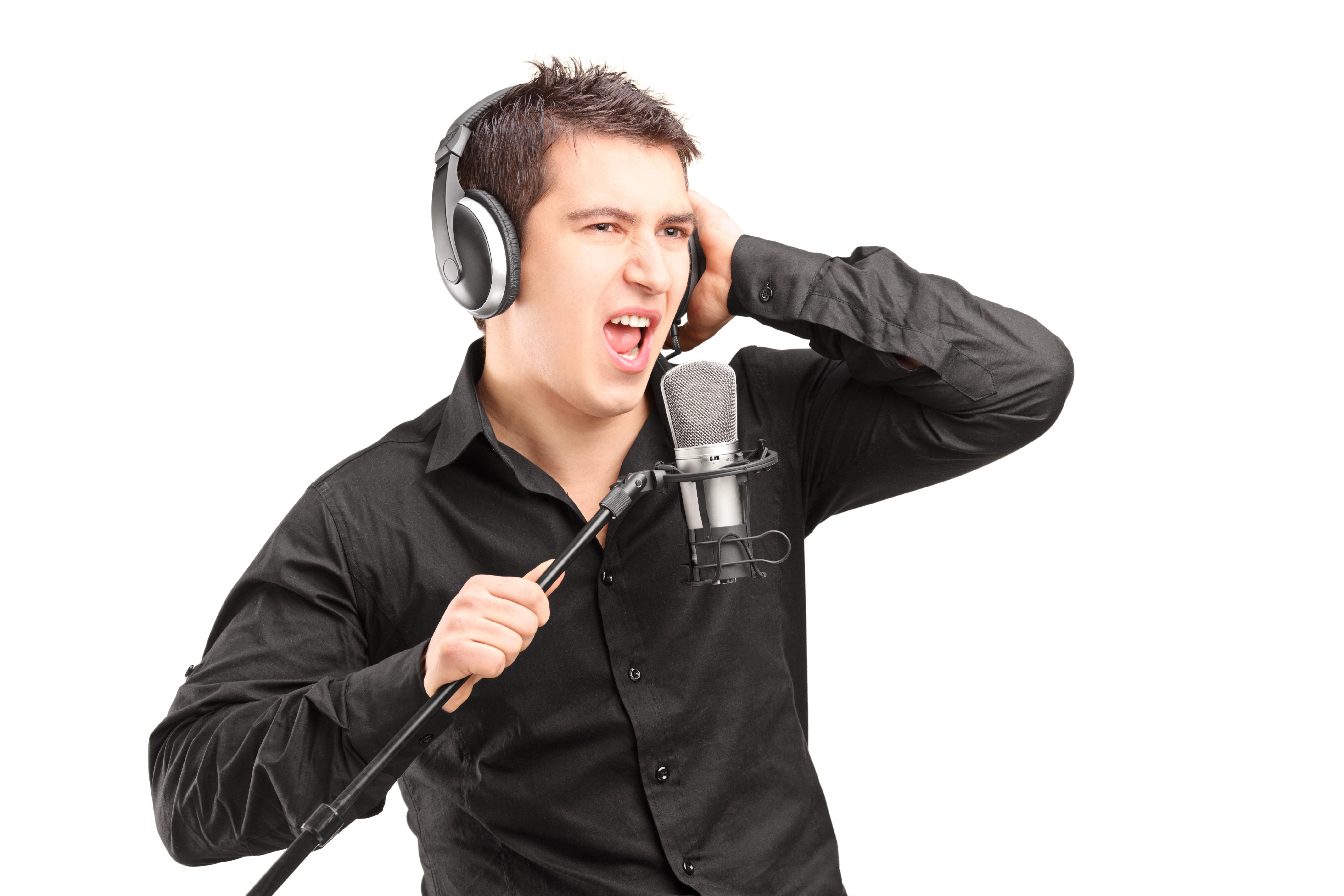 Multimedia-Vortrag: Die Anatomie der Stimme